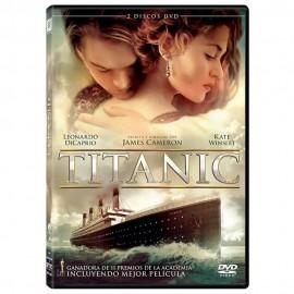 DVD TITANIC - Envío Gratuito