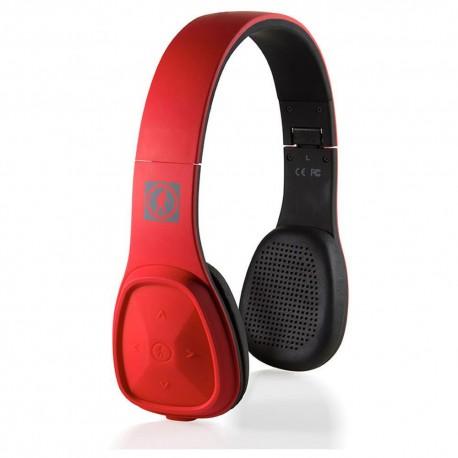 Los Cabos Audífonos Inalámbricos Rojo OT1900 R - Envío Gratuito