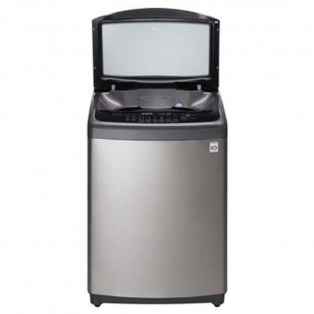 LG Lavadora Carga Superior 17 Kg WFS1759ET Silver - Envío Gratuito