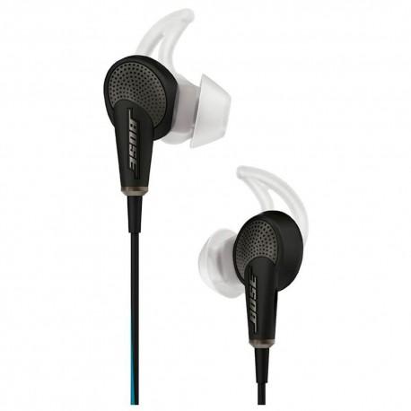 Bose Audífonos Quietcomfort 20 Acoustic Noise Cancelling Negro - Envío Gratuito