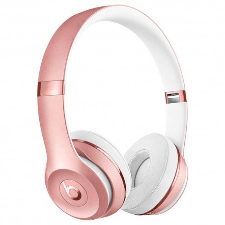 Beats Solo 3 Wireless Rosa - Envío Gratuito