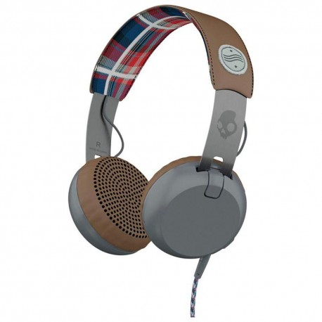 Skullcandy Headphone S5GRHT-470 - Gris/Café - Envío Gratuito