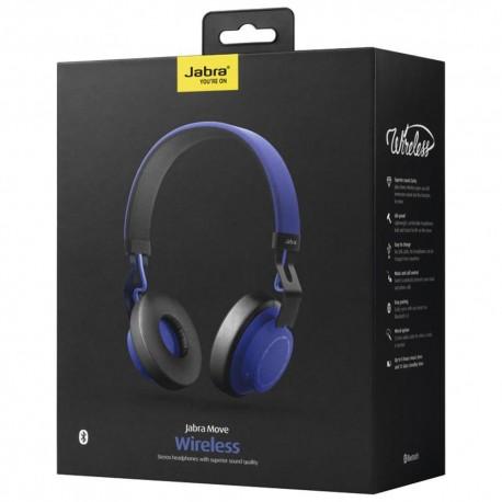 Jabra Headphones Move Azules - Envío Gratuito