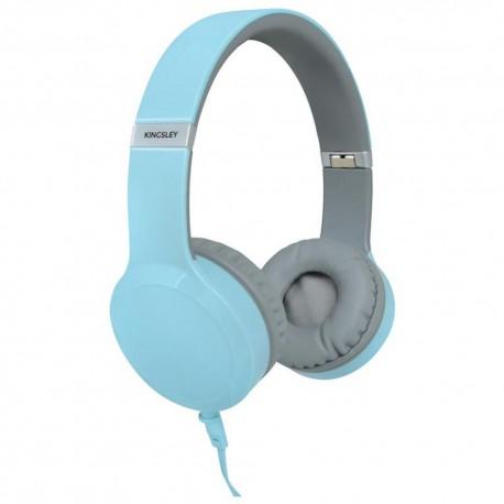 Audífonos de Diadema Kingsley Azules - Envío Gratuito