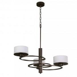 Lámpara de Techo Designer Chocolate 60W - Envío Gratuito