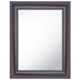 Espejo Decorativo B279 Chico Negro - Envío Gratuito