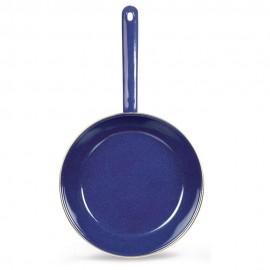 Sartén de Acero Vitrificado Vasconia 22 cm Azul - Envío Gratuito