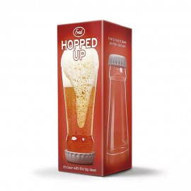 Vaso para cerveza Fred & Friends Modelo HOPUP - Envío Gratuito