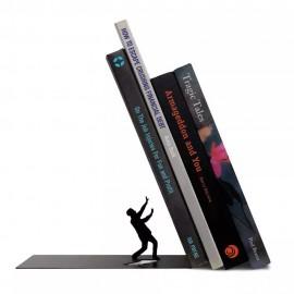 Sujetador de libros Fred & Friends Modelo THEEND