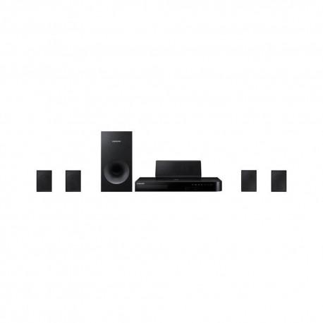 Teatro en Casa Blu ray Samsung 500W 5.1 Canales J4500K/ZX - Envío Gratuito