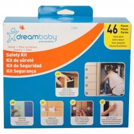 Kit de Seguridad en el Hogar Dreambaby 46 Piezas - Envío Gratuito
