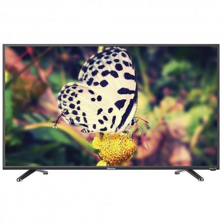 Pantalla LED Hisense 50 Pulgadas Full HD Smart 50H4D + Roku Integrado en la TV LED - Envío Gratuito