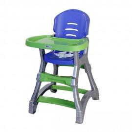 Silla Prinsel 1031 Verde Azul - Envío Gratuito