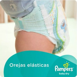 Pañales Pampers Baby Dry Talla 4