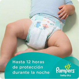 Pañales Pampers Baby Dry Talla 1