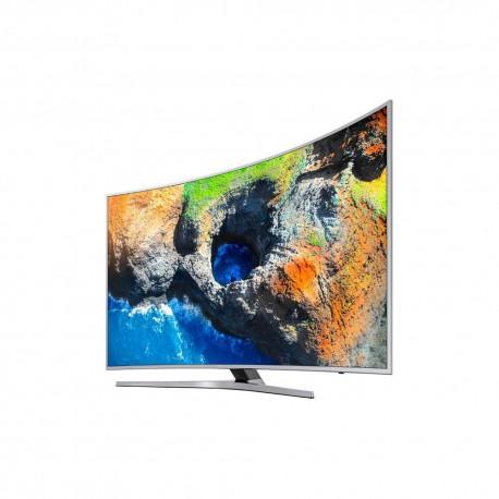 Pantalla Curva LED Samsung 55 Pulgadas 4K HDR Smart UN55MU6500FXZX - Envío Gratuito