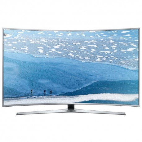 Pantalla Curva LED Samsung 49 Pulgadas 4K Smart UN49KU6500 - Envío Gratuito