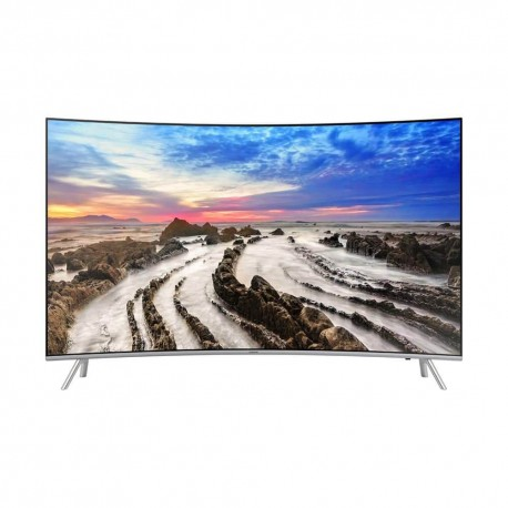 Pantalla Curva LED Samsung 55 Pulgadas 4K Smart HDR UN55MU7500FXZX - Envío Gratuito