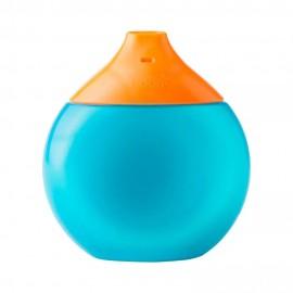 Vaso Entrenador Boon Azul Naranja - Envío Gratuito