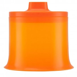 Vaso Entrenador Ergonómico 266 ml Boon Naranja - Envío Gratuito