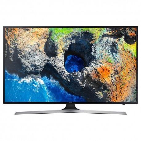 Pantalla LED Samsung 55 Pulgadas Smart TV UHD UN55MU6100FXZX - Envío Gratuito