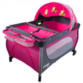 Cuna Baby Equipada Tkrosa K500 - Envío Gratuito