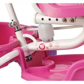 Triciclo Champion Hello Kitty - Envío Gratuito