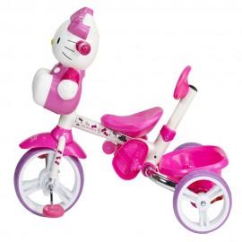 Triciclo Prinsel Candy Hello Kitty - Envío Gratuito