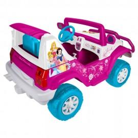 Famosa Explorer Carro Eléctrico Montable Rosa - Envío Gratuito