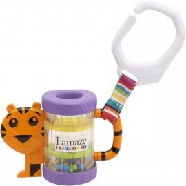 Juguete Didactico Lamaze Sonaja de Tigre