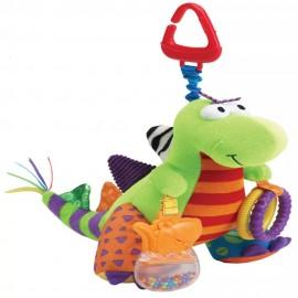Juguete Didactico Lamaze Spike el Dinosaurio