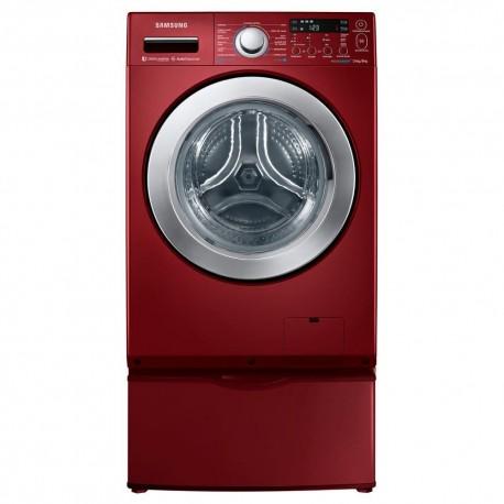 Samsung Lavasecadora 15 Kg F WD15F5K5ASR  Rojo - Envío Gratuito