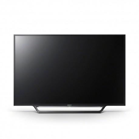 Pantalla LED Sony 40 Pulgadas Full HD Smart 40W650D - Envío Gratuito