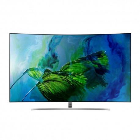 Pantalla Curva OLED Samsung 65 Pulgadas 4K Smart HDR QN65Q8CAMFXZX - Envío Gratuito