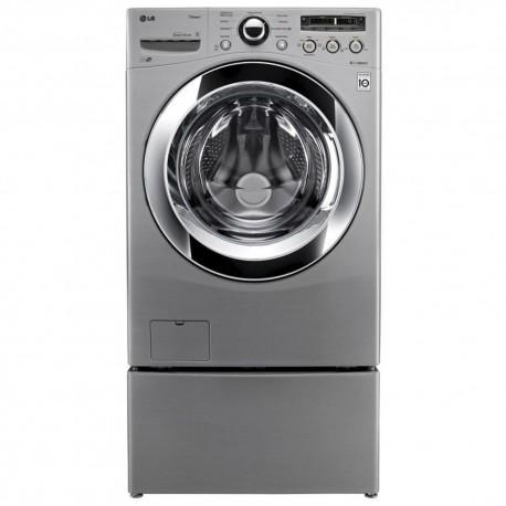LG Lava Secadora 18 kg WD3250HSA  Plata - Envío Gratuito
