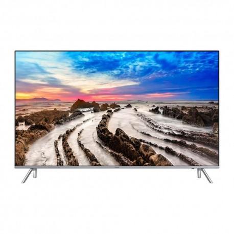 Pantalla LED Samsung 55 Pulgadas 4K Smart HDR UN55MU7000FXZX - Envío Gratuito