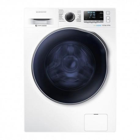 Samsung Lavasecadora 10 5 Kg WD10J6410AW AX  Blanco - Envío Gratuito