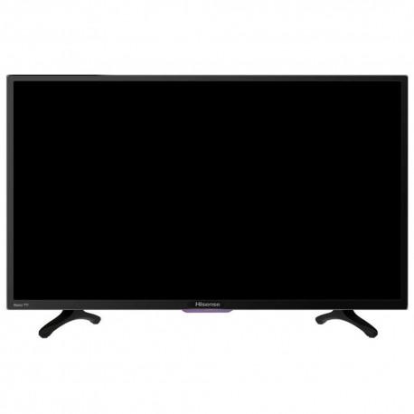 Pantalla LED Hisense 32 Pulgadas HD 32H4CM con Roku TV - Envío Gratuito