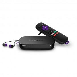 Roku Premiere Plus Streaming Media ROK4630MX - Envío Gratuito