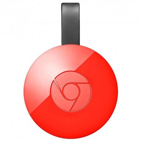 Chromecast Rojo - Envío Gratuito