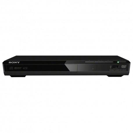 Sony Reproductor DVD DVP SR370 Negro - Envío Gratuito