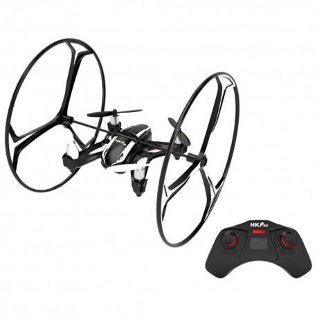HKPRO Drone con Cámara de Foto y Video a Control Remoto - Negro - Envío Gratuito