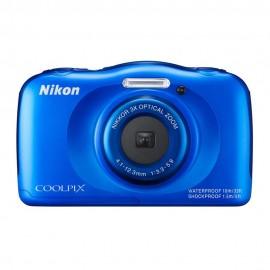 Nikon Cámara Acuática Coolpix S33 Azul