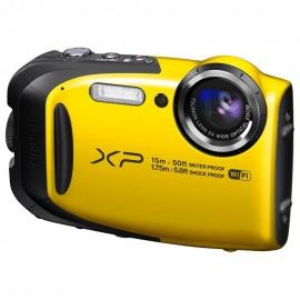 Fujifilm Cámara Finepix XP80 Amarilla - Envío Gratuito