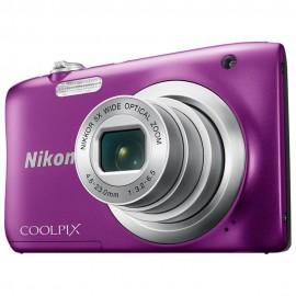 Nikon Cámara Coolpix A100 Púrpura