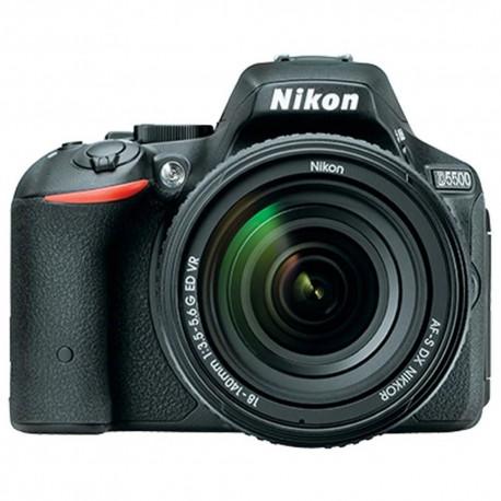 Nikon Cámara Reflex D5500 - Envío Gratuito