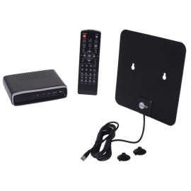 Antena Digital Clear TV + Decodificador