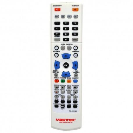 Control Universal Master RMHD1080 - Envío Gratuito