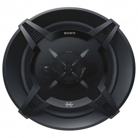 """Sony Bocinas Coaxiales 6.3"""" XS-FB1630 - Negras - Envío Gratuito"""
