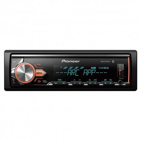 Auto estéreo Pioneer MVH X3 - Envío Gratuito